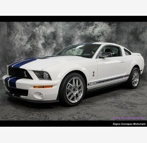 2008 Ford Mustang Shelby GT500 Coupe for sale 101047641