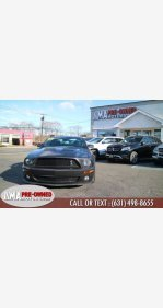 2008 Ford Mustang Shelby GT500 Coupe for sale 101062638