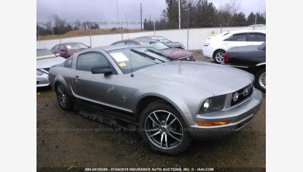 2008 Ford Mustang Coupe for sale 101104277