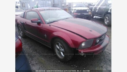 2008 Ford Mustang Coupe for sale 101125803