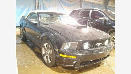 2008 Ford Mustang GT Convertible for sale 101126988