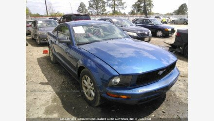 2008 Ford Mustang Coupe for sale 101127088