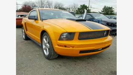 2008 Ford Mustang Coupe for sale 101127647