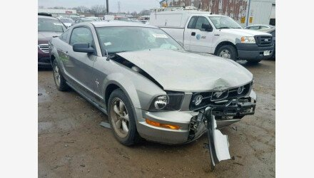 2008 Ford Mustang Coupe for sale 101127689