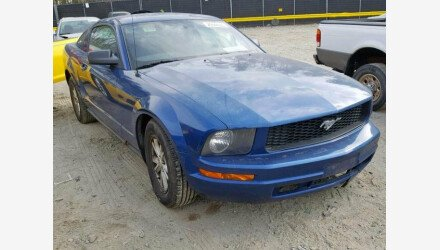 2008 Ford Mustang Coupe for sale 101128229