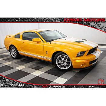 2008 Ford Mustang Shelby GT500 Coupe for sale 101146385