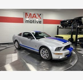 2008 Ford Mustang Shelby GT500 Coupe for sale 101148267
