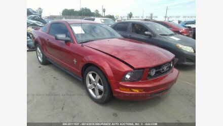 2008 Ford Mustang Coupe for sale 101189985