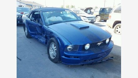 2008 Ford Mustang GT Convertible for sale 101192085