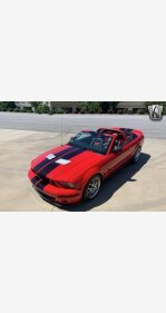 2008 Ford Mustang Shelby GT500 Convertible for sale 101200549
