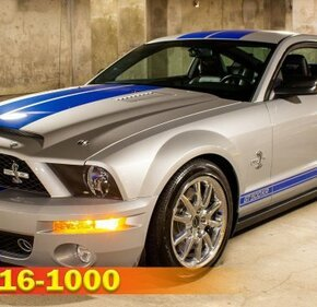 2008 Ford Mustang Shelby GT500 Coupe for sale 101218419