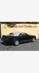 2008 Ford Mustang Convertible for sale 101218472