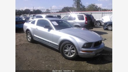 2008 Ford Mustang Coupe for sale 101224585