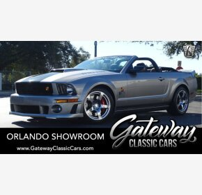 2008 Ford Mustang GT Convertible for sale 101244383