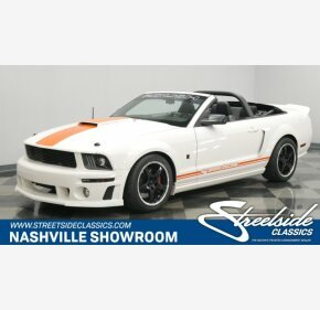 2008 Ford Mustang GT Convertible for sale 101245801