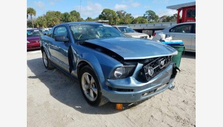 2008 Ford Mustang Coupe for sale 101290601