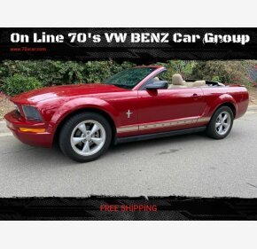 2008 Ford Mustang for sale 101333648