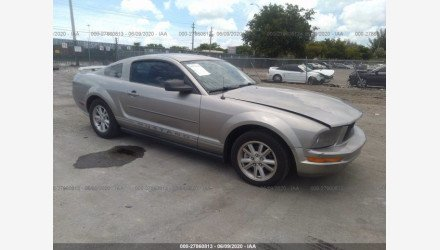 2008 Ford Mustang Coupe for sale 101337623