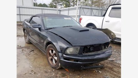 2008 Ford Mustang GT Convertible for sale 101341388