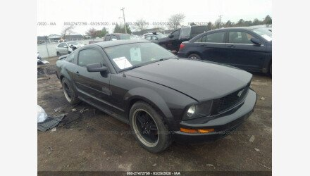 2008 Ford Mustang Coupe for sale 101341640