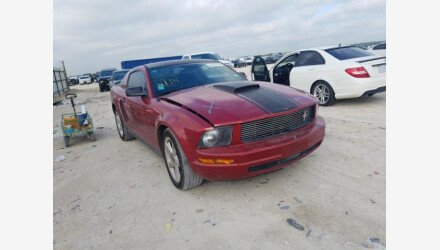 2008 Ford Mustang Coupe for sale 101343355