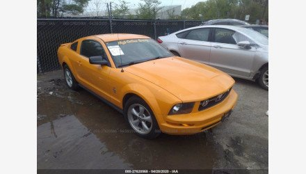 2008 Ford Mustang Coupe for sale 101349627