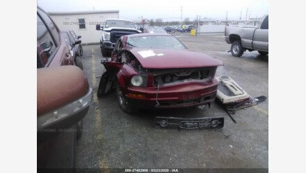 2008 Ford Mustang Coupe for sale 101351132