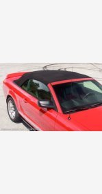 2008 Ford Mustang Convertible for sale 101352847
