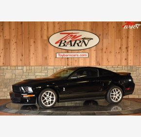 2008 Ford Mustang Shelby GT500 for sale 101370093