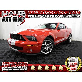 2008 Ford Mustang Shelby GT500 for sale 101389560