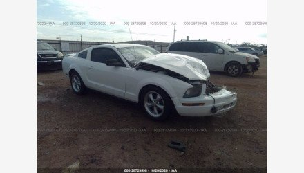 2008 Ford Mustang Coupe for sale 101408707