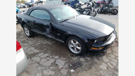 2008 Ford Mustang GT Convertible for sale 101413161
