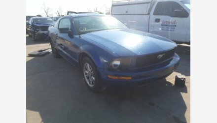 2008 Ford Mustang Coupe for sale 101414154