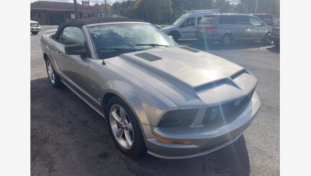 2008 Ford Mustang GT Convertible for sale 101415544