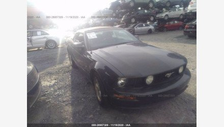 2008 Ford Mustang GT Convertible for sale 101415724