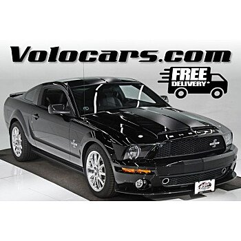 2008 Ford Mustang Shelby GT500 Coupe for sale 101416577