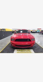 2008 Ford Mustang Shelby GT500 for sale 101434442