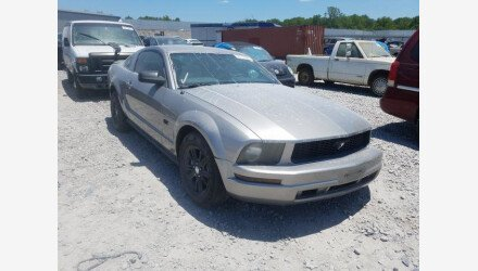 2008 Ford Mustang Coupe for sale 101437802