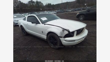 2008 Ford Mustang Coupe for sale 101438119