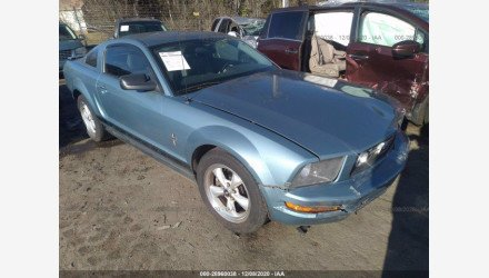 2008 Ford Mustang Coupe for sale 101438129