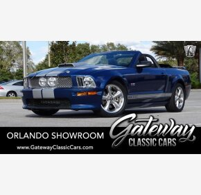 2008 Ford Mustang for sale 101438473