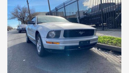 2008 Ford Mustang Convertible for sale 101462551