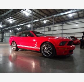 2008 Ford Mustang Shelby GT500 for sale 101471895