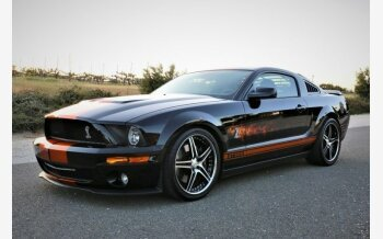 2008 Ford Mustang Shelby GT500 Coupe for sale 101506757