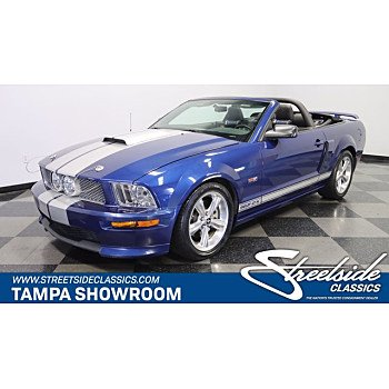 2008 Ford Mustang for sale 101524046