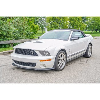 2008 Ford Mustang Shelby GT500 for sale 101525648