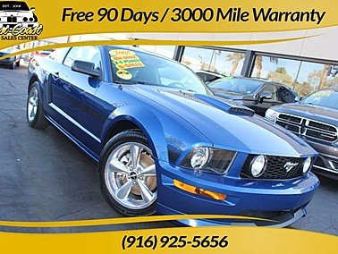 2008 Ford Mustang for sale 101534120