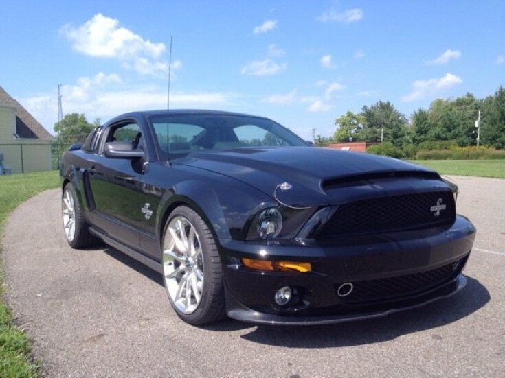 2008 Ford Mustang for sale 101534814
