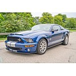 2008 Ford Mustang Shelby GT500 for sale 101552001