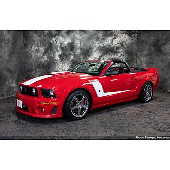 2008 Ford Mustang for sale 101593401